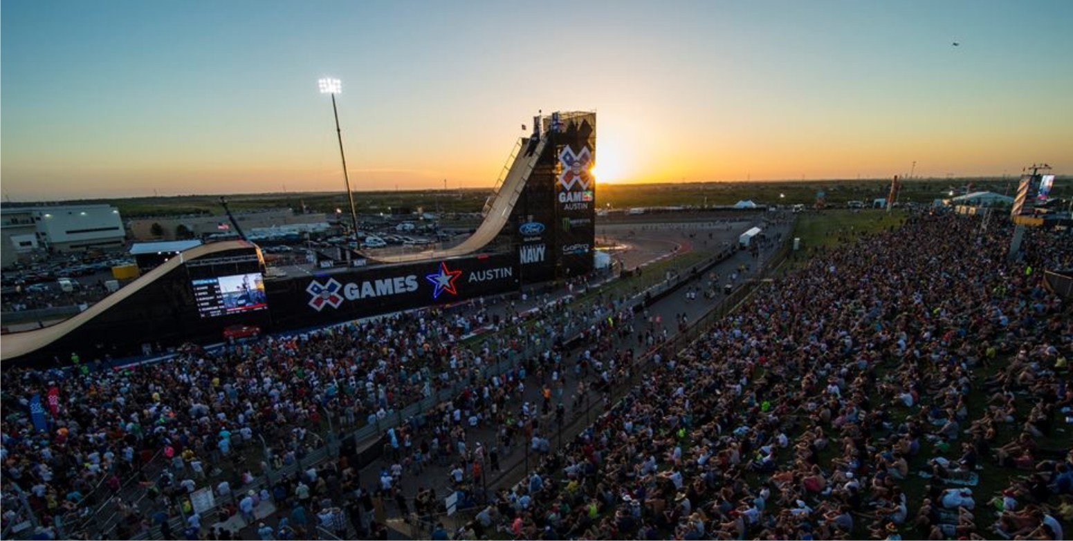 Action Sports highlights videos from X Games 2014