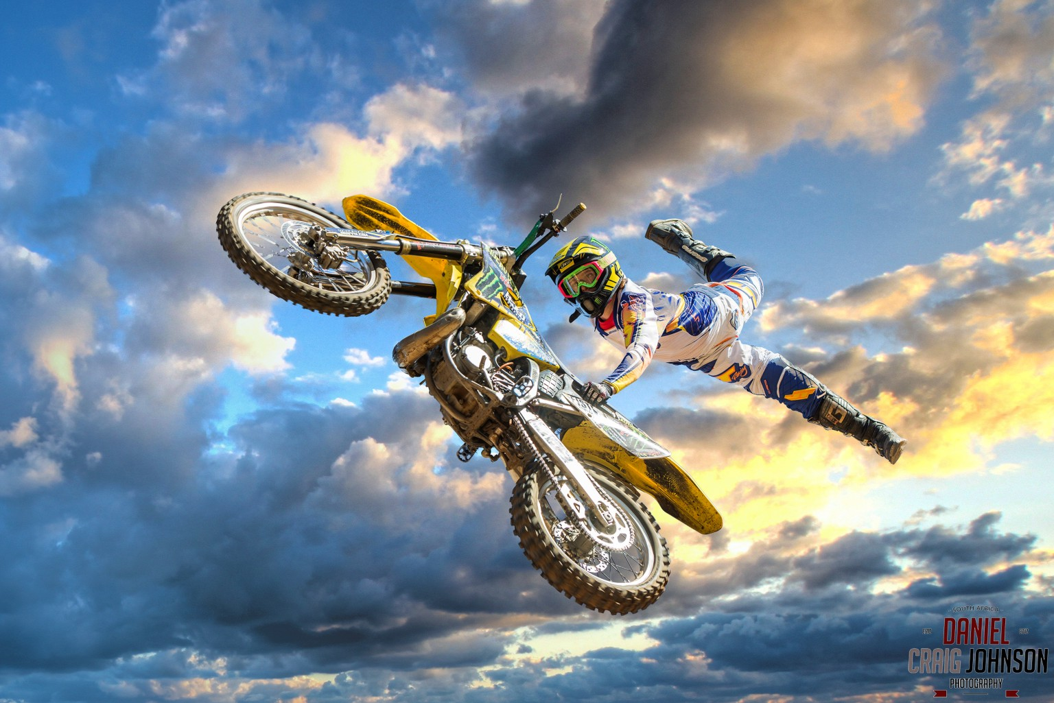 Freestyle Motocross at its best at round 2 of the SA FMX Development Series