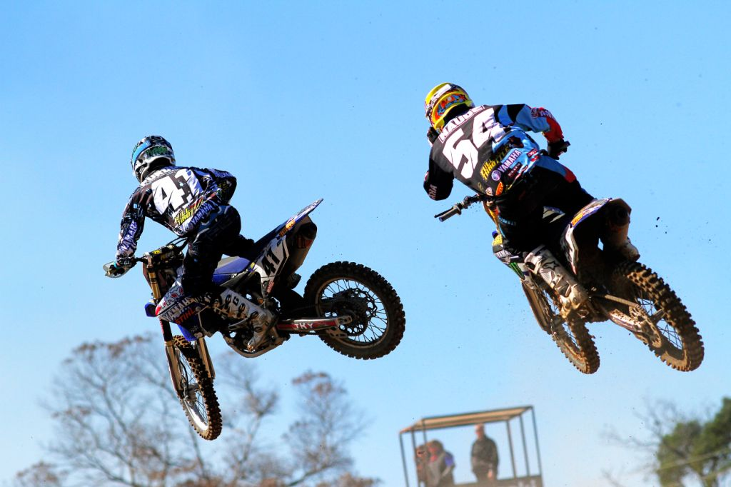 Motocross action at its best at Round 4 of the Monster Energy nationals