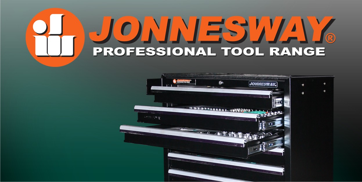 The Jonnesway black Edition Tool Trolley is a must have