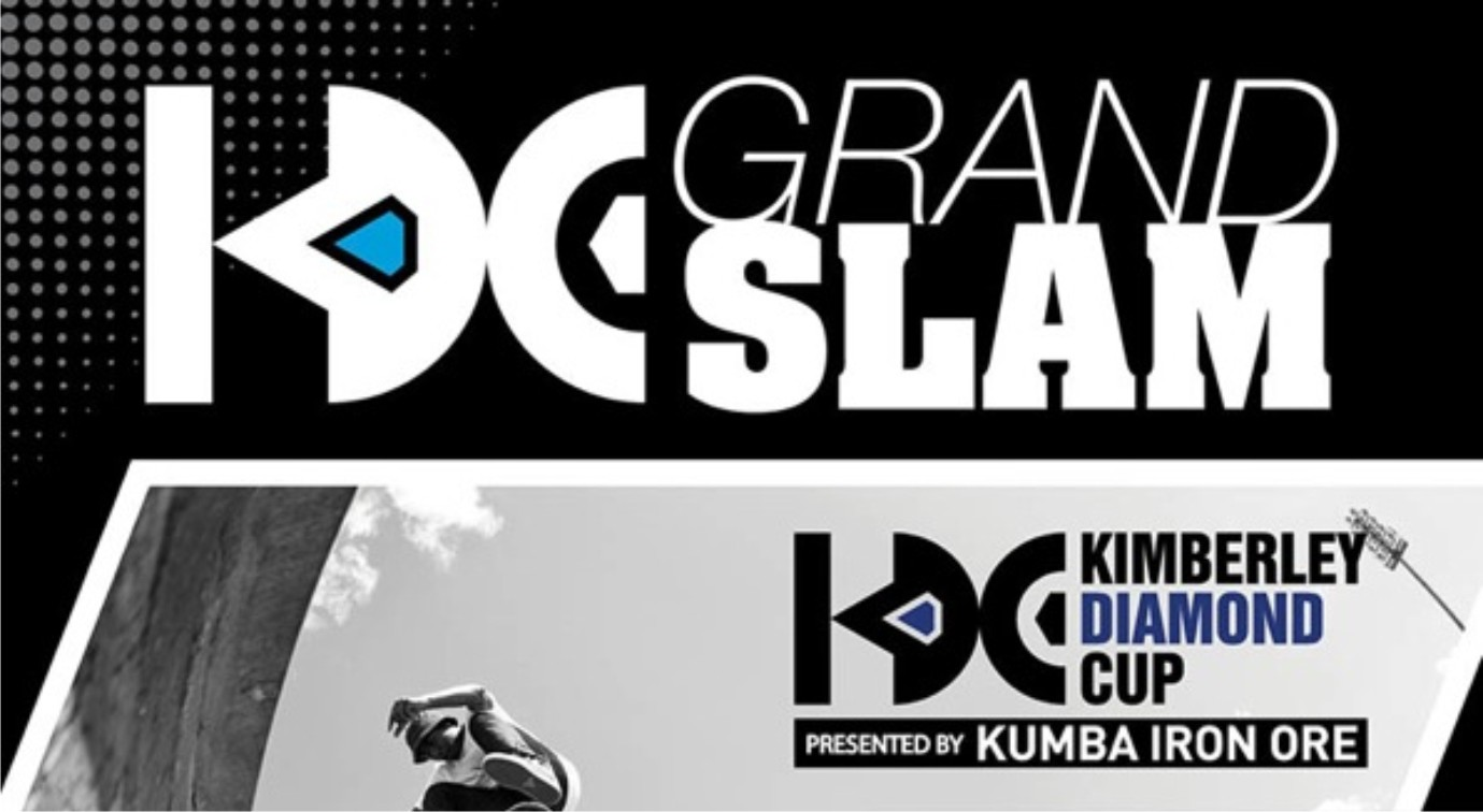 KDC Grand Slam Durban Announced