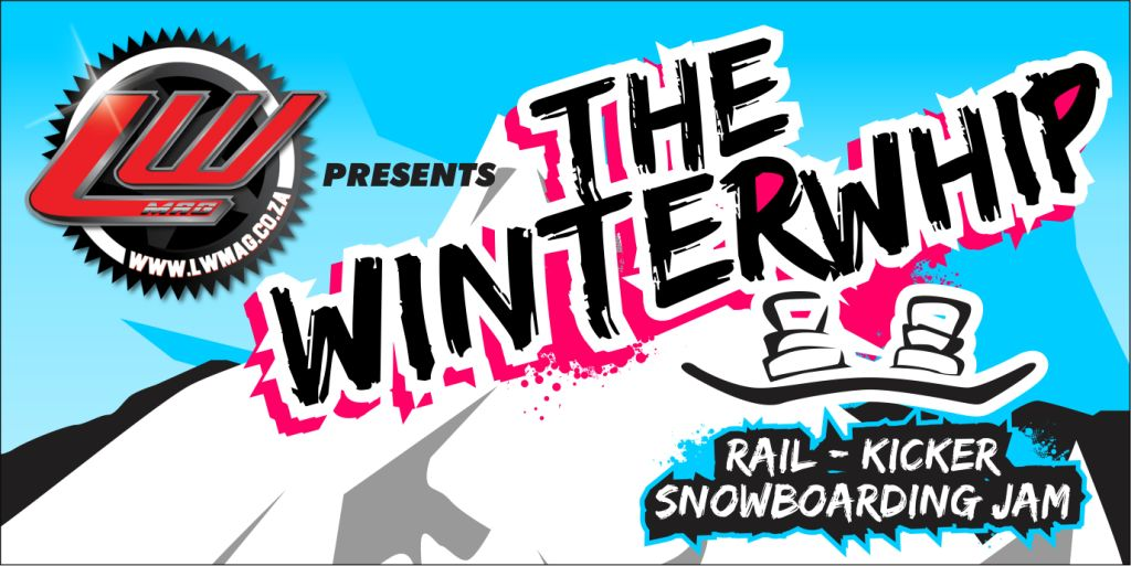 The Winer Whip snowboarding contest
