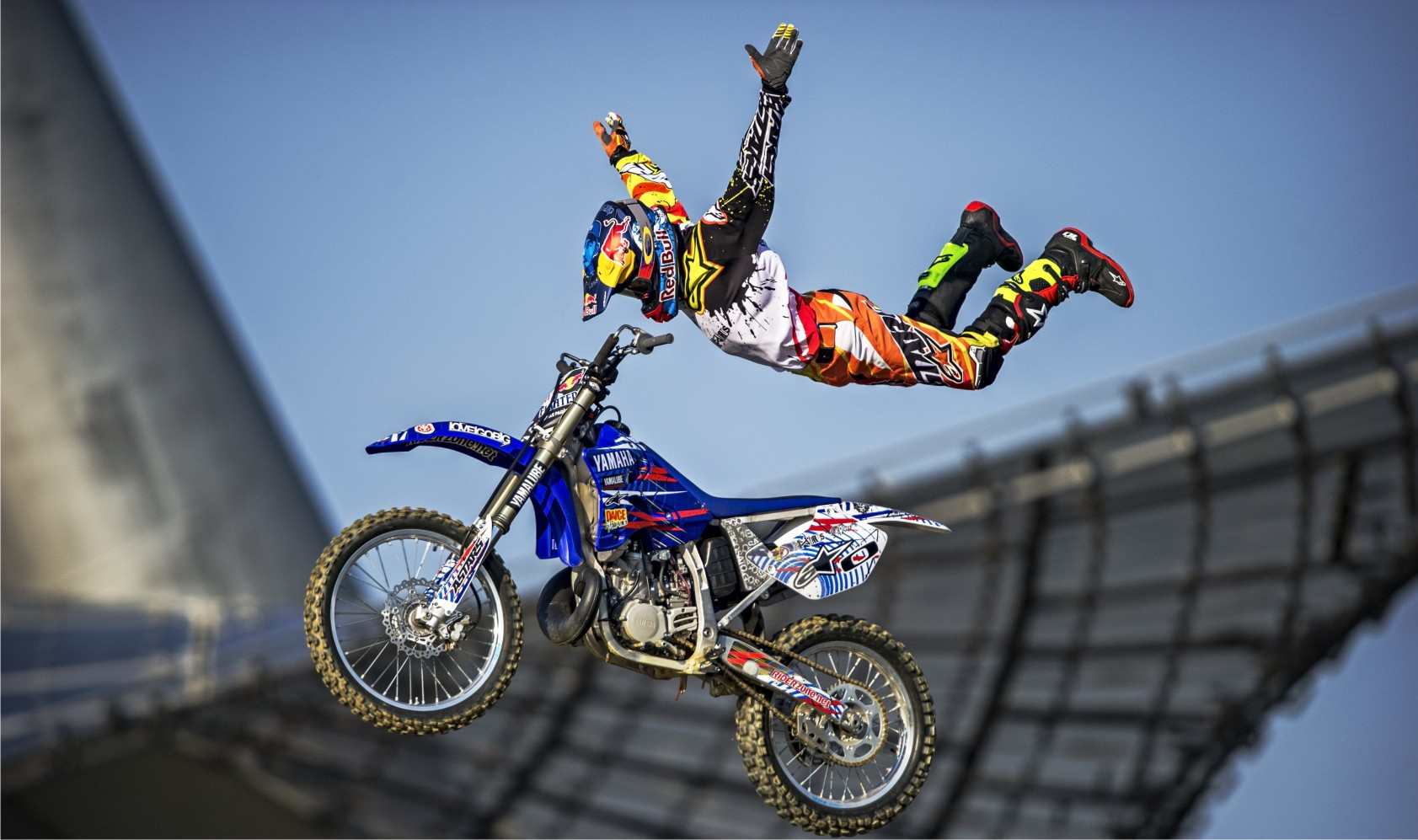 Thomas Pages Talks Red Bull X-Fighters SA | Freestyle ...