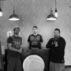 The crew at Tattoo Tony's Custom Tattoo Lounge