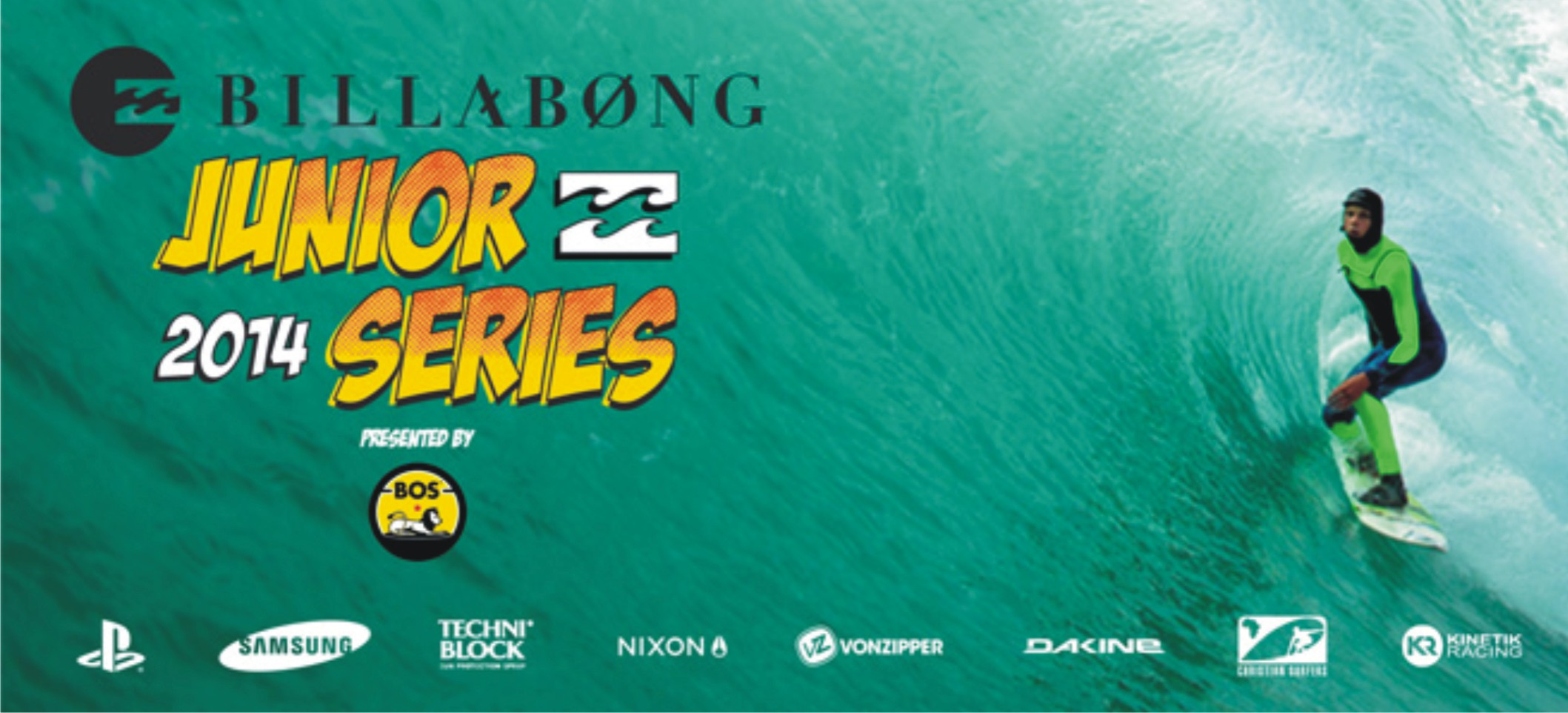 The Final stop of the Billabong Junior Series is here