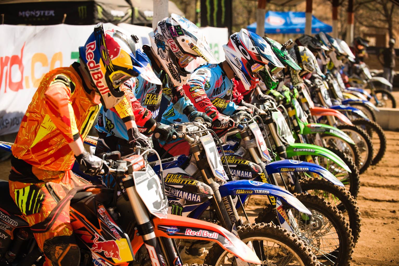 The final round of the 2014 Monster Energy TRP Distributors Motocross Nationals saw some insane racing