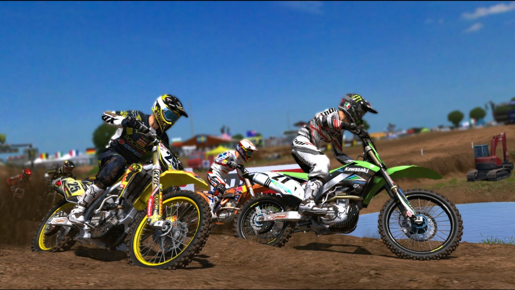 MXGP The Official Motocross Videogame is coming to Playstation 4