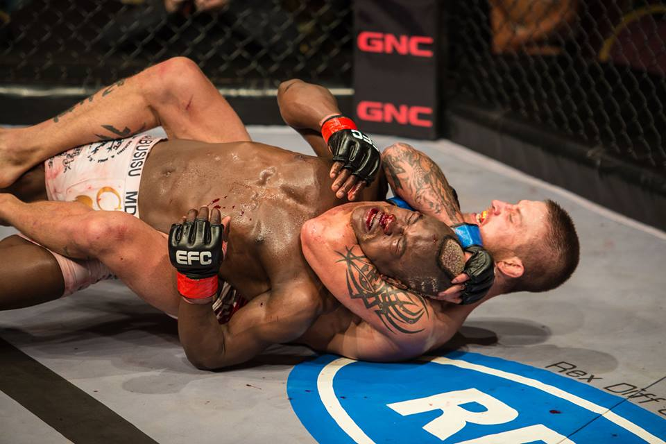 EFC 34 produced some exciting MMA fights