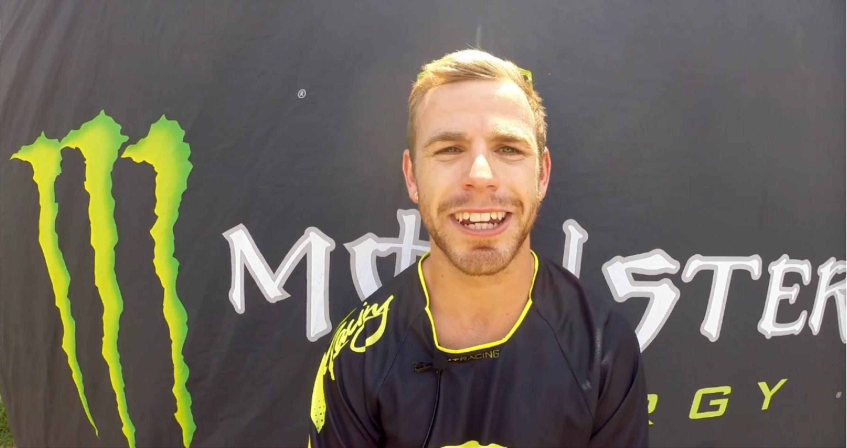 Garric Pretorius talks Supercross Africa