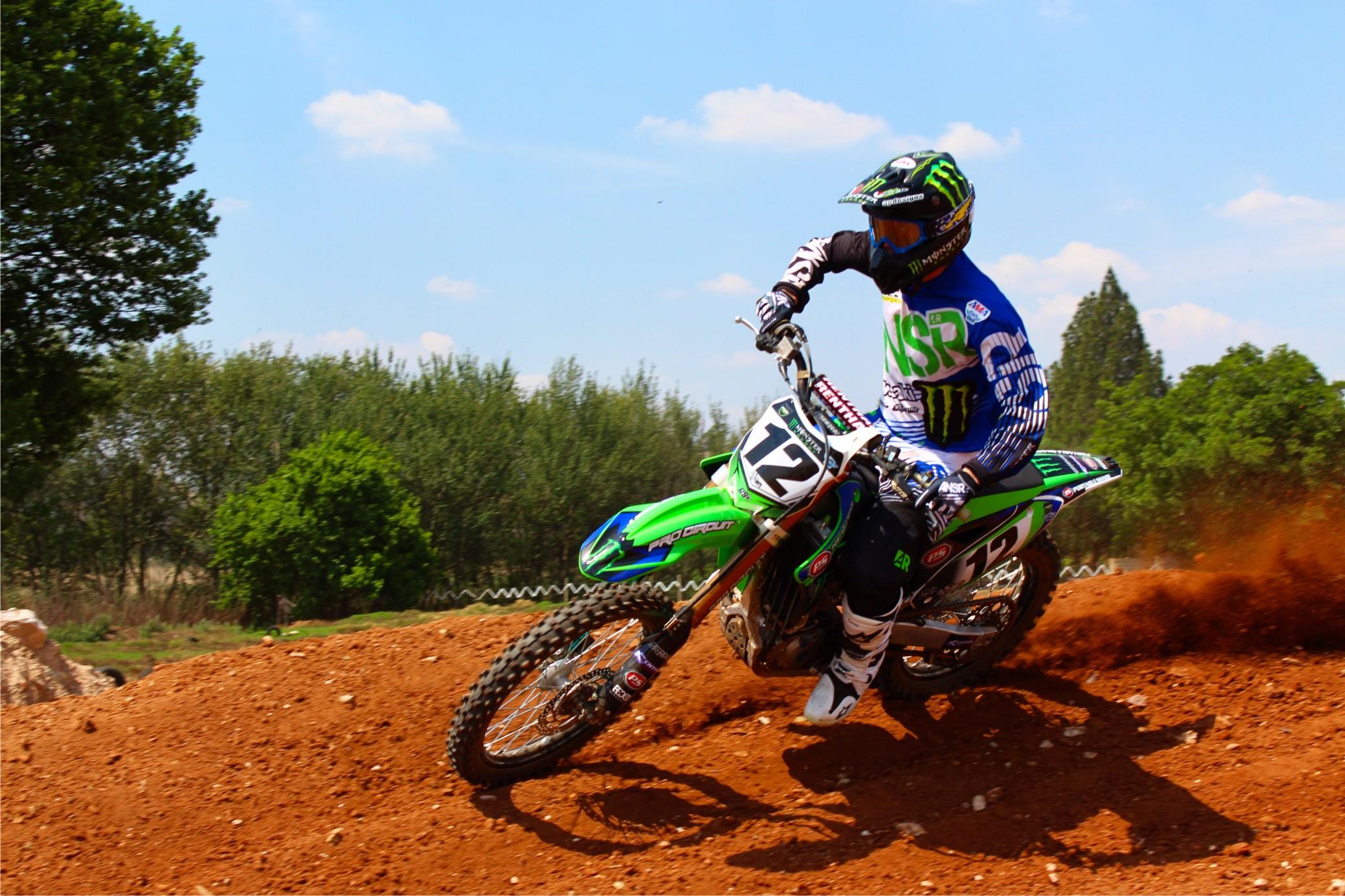 Jake Weimer talks Supercross Africa