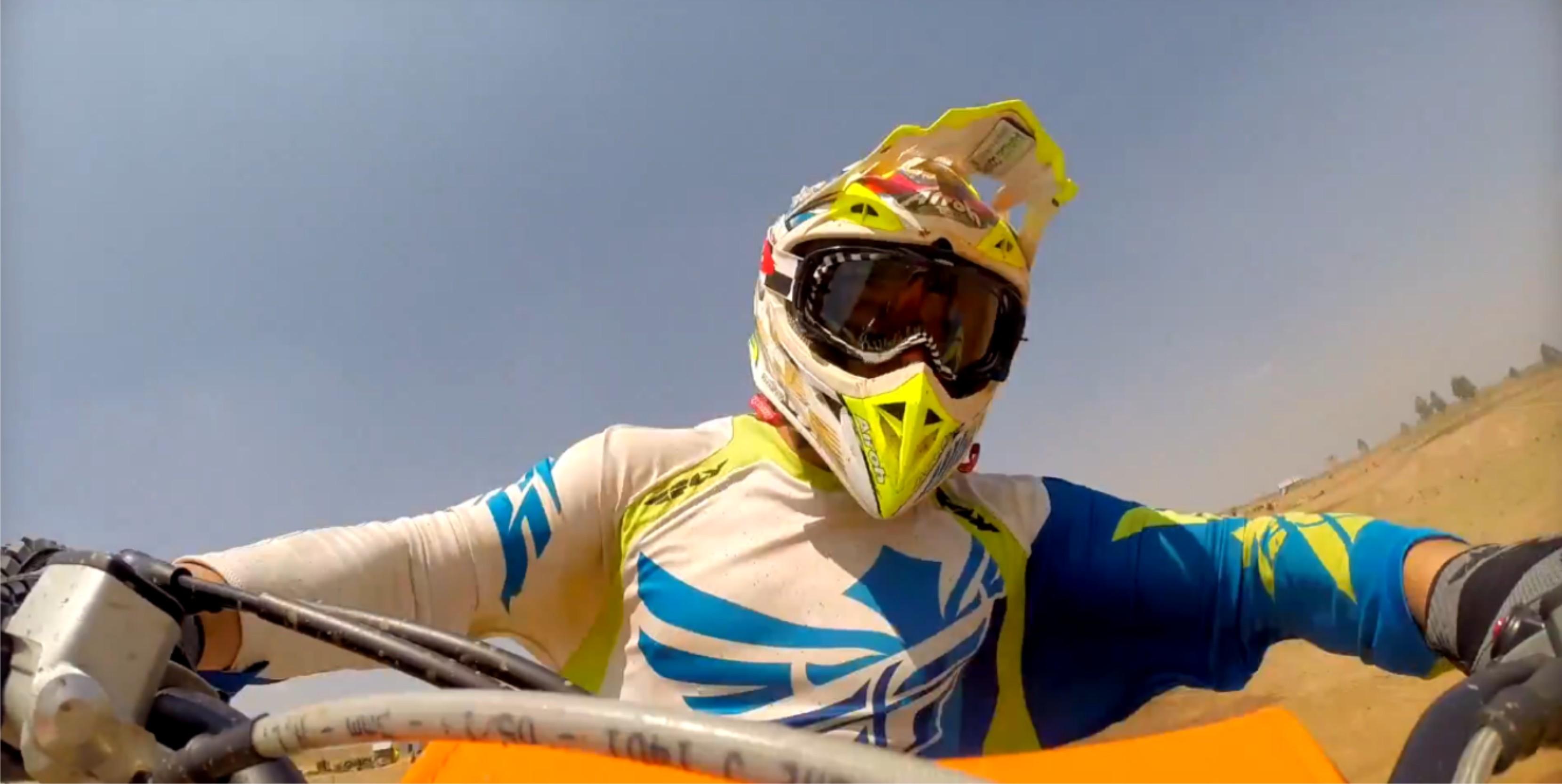 Ross Branch talks Supercross Africa