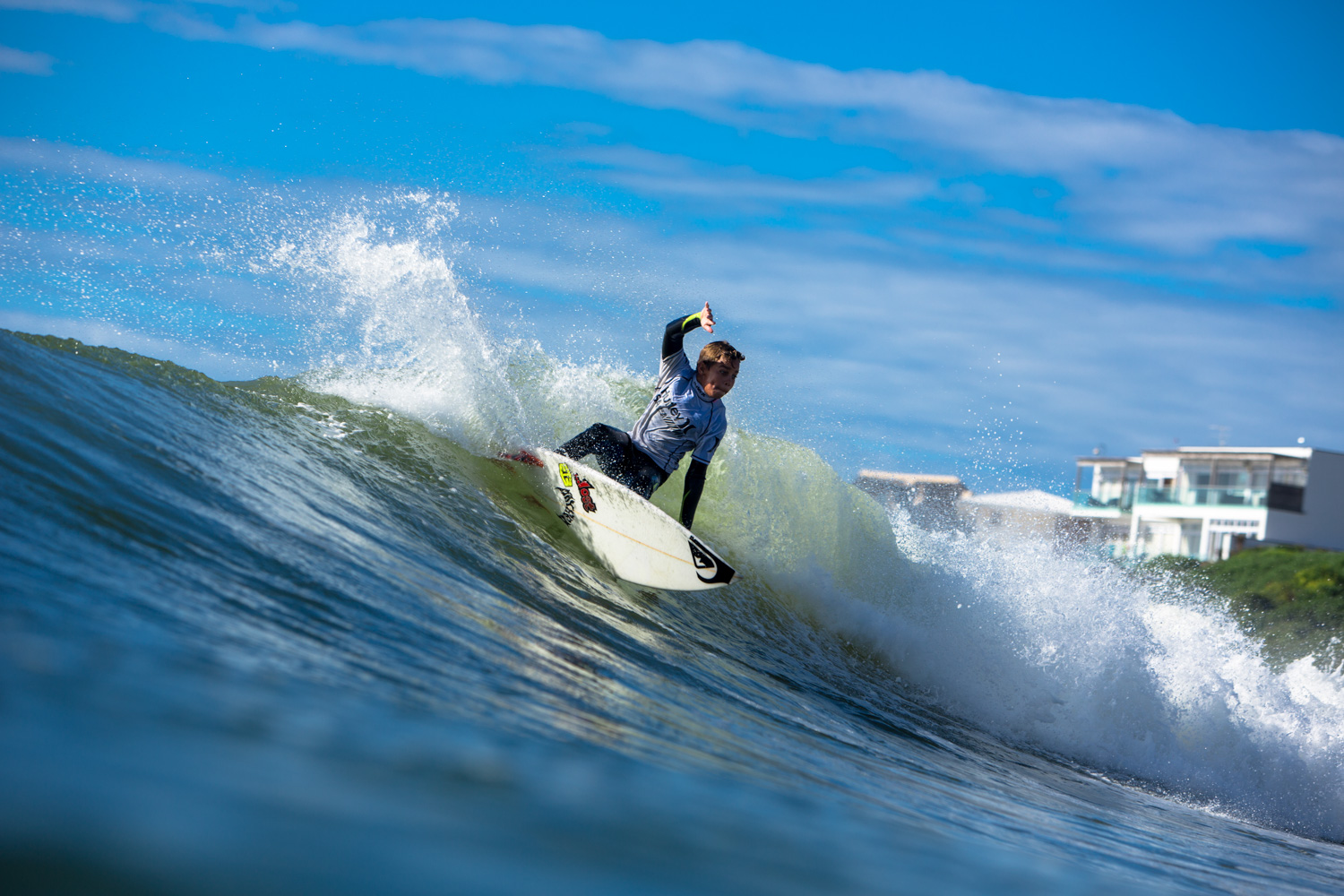 Watch 4 days of surfing action from the 2014 Hurley SA Junior Champs in these highlights videos