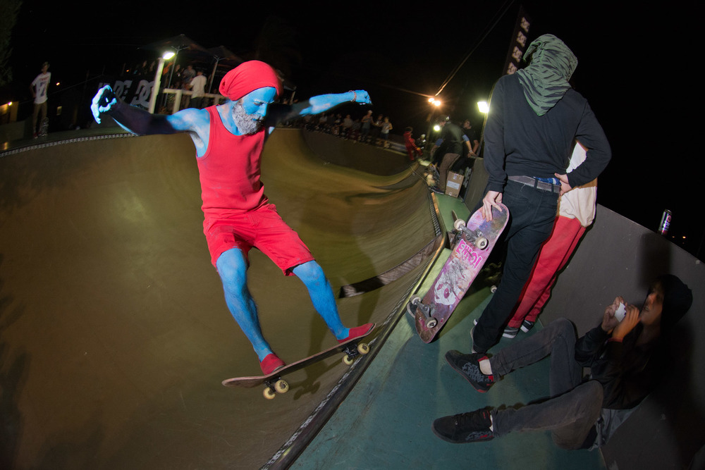 Halloween Skate Jam 2014 is in the books