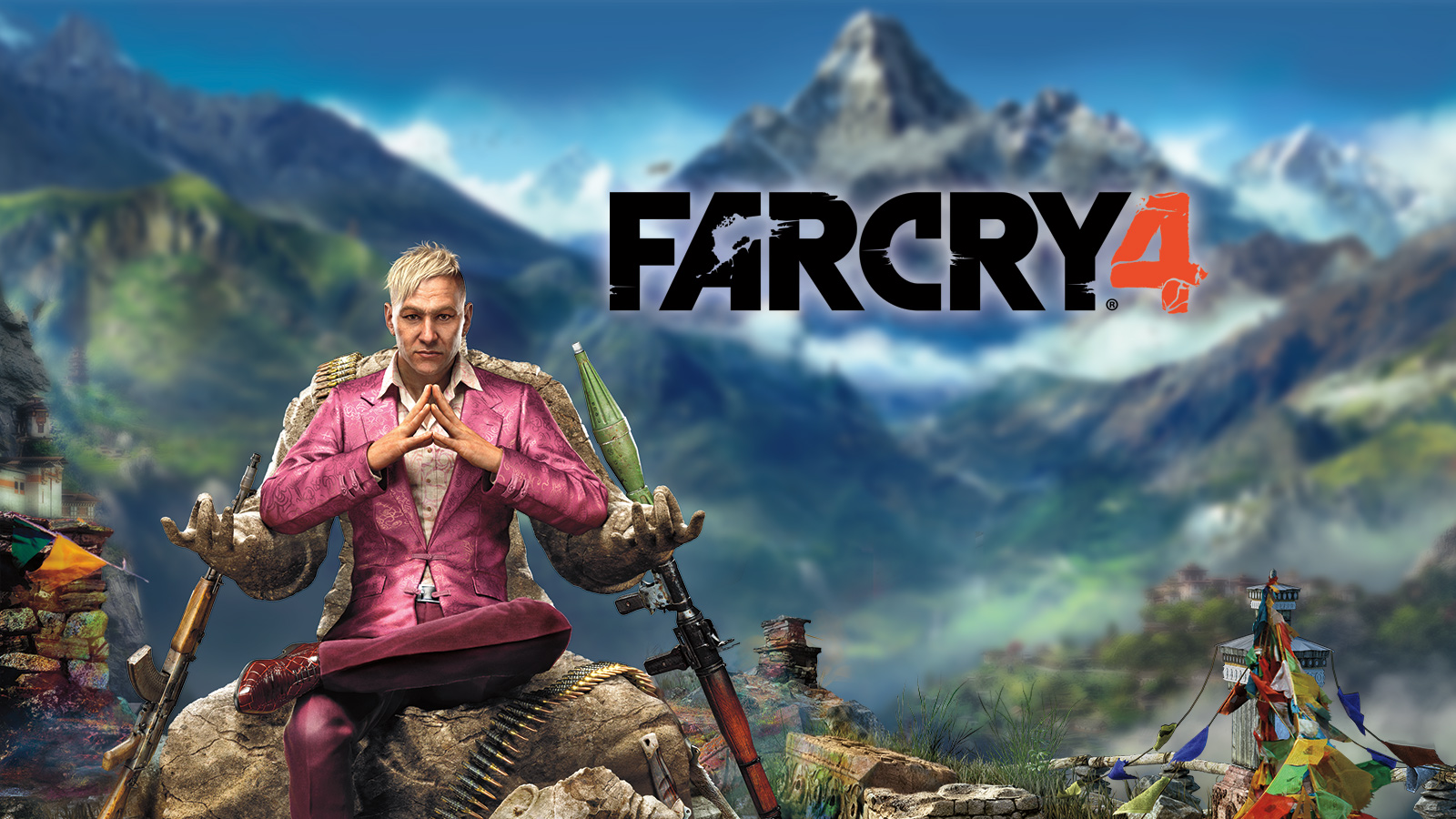 Watch the Far Cry 4 Come out as a King Story trailer here