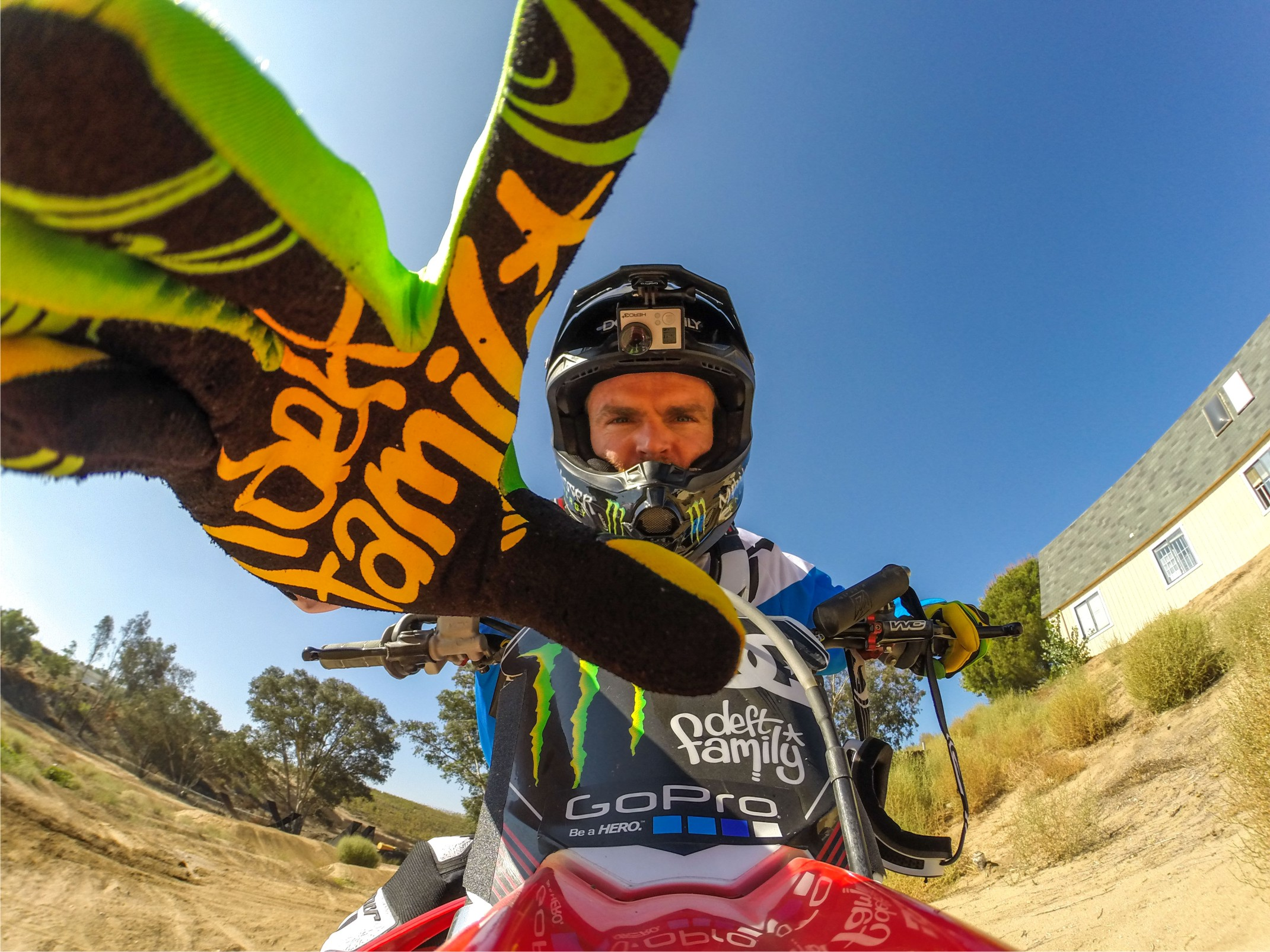 Nate Adams on the future, Freestyle Motocross and more