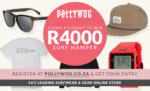 Introducing Pollywog.co.za online surf store