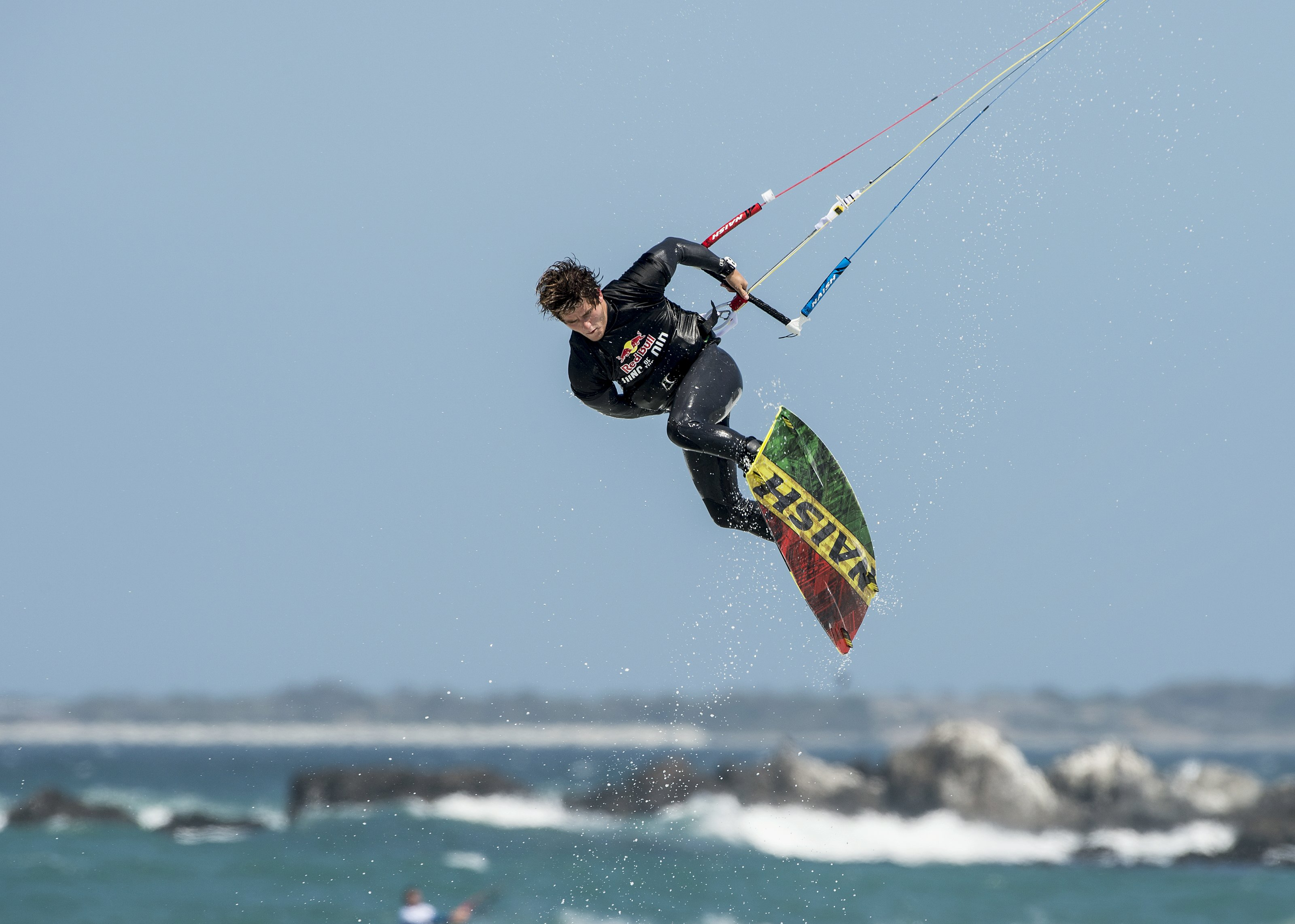 Catch the world's best in Kiteboarding at the Red Bull King of the Air 2015