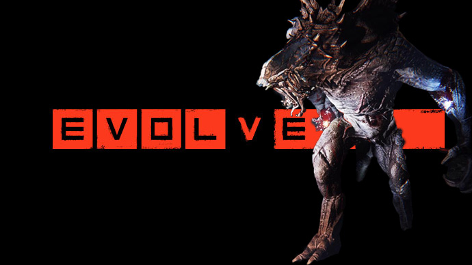 Evolve releases for Playstation 4, Xbox One and PC on the 10th February 2015
