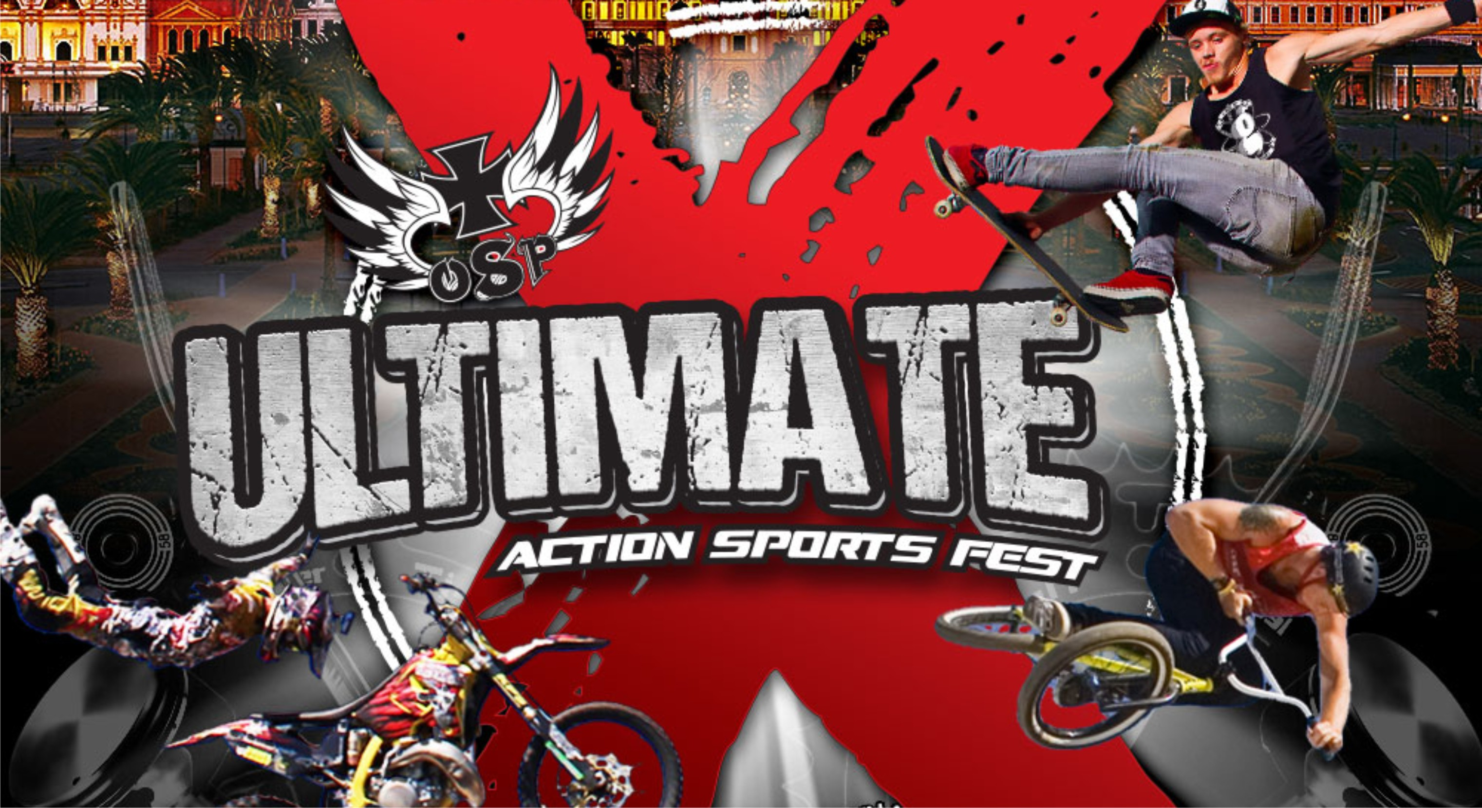 Ultimate X brings the best in Action Sports to Cape Town