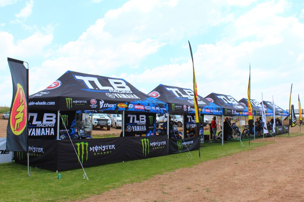 2015 TLB Monster Energy Yamaha Motocross Team