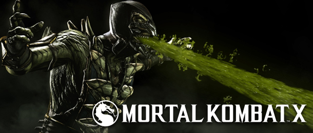 Reptile revealed for Mortal Kombat X in this trailer