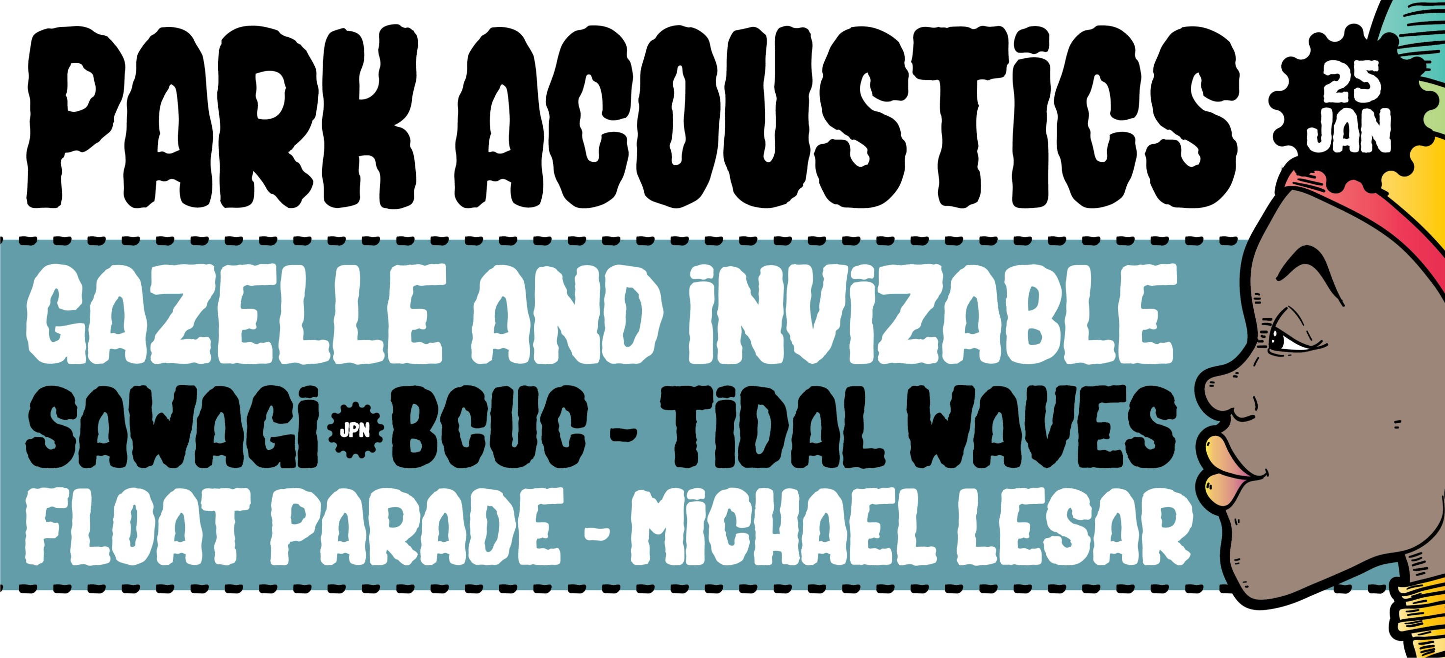 Park Acoustics is back with the best in South African Music