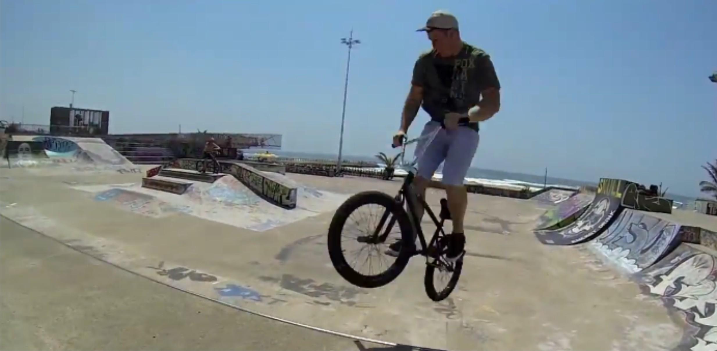 Stuart Loudon BMX Video - Friday Fix