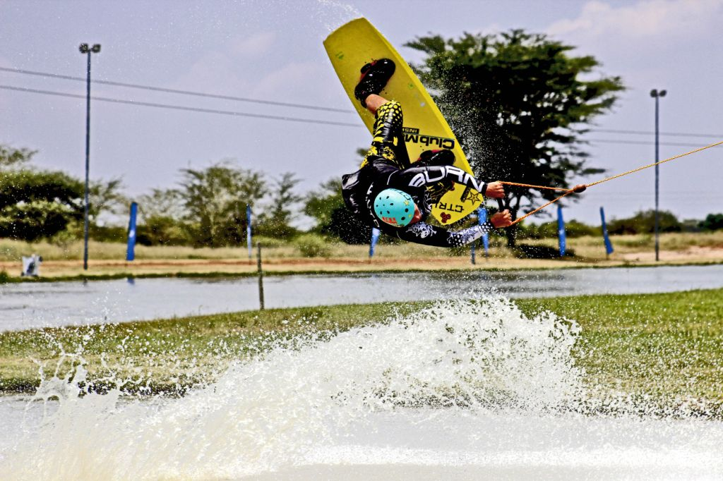 Catch the wakeboarding action at stop 1 of the CASA Cable Pro Tour