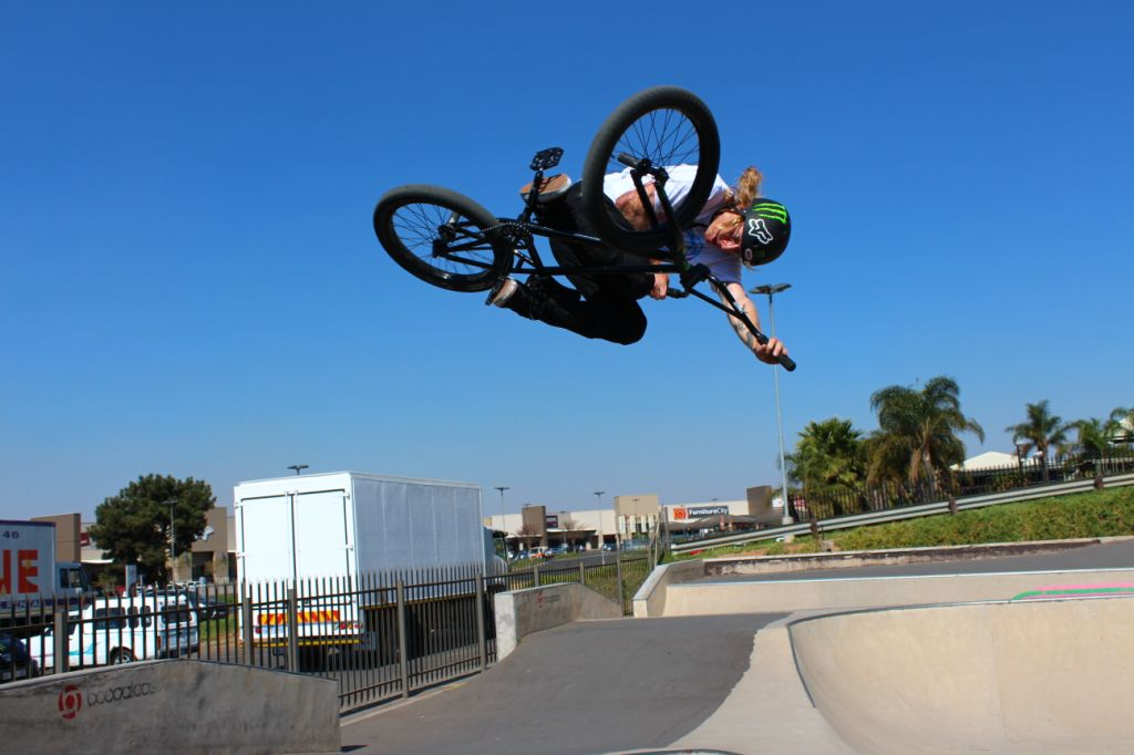 Greg Illingworth talks Ultimate X and The Night Harvest bmx contests