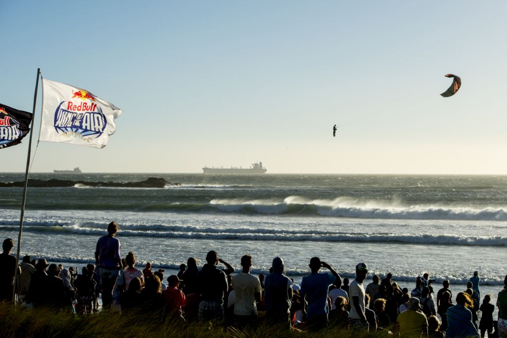 Behind the scenes with kiteboarding King of the Air 2014 Kevin Langeree
