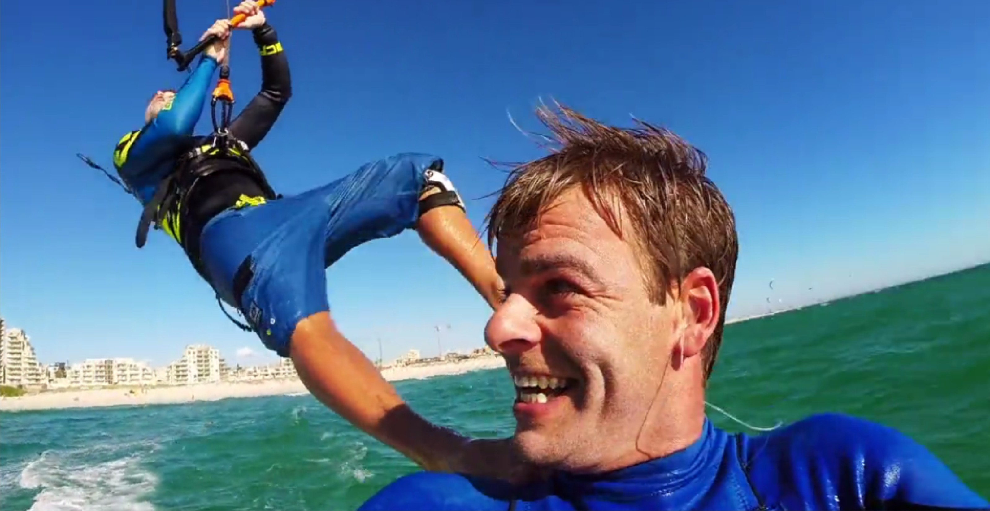 Kiteboarding behind the scenes with the 2015 Red Bull King of the Air athletes