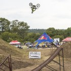 Brendan Potter nailing the Backflip to dirt