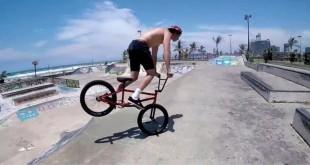 Darren Oatley Evals BMX video edit