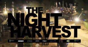 Check out the highlights video from The Night Harvest MTB dirt contest
