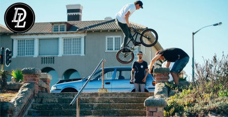 Get your fix of BMX steeze with the Daylife BMX 2015 promo edit