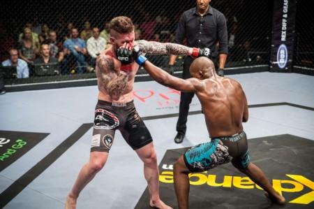 EFC Worldwide bring MMA to Durban for EFC 38