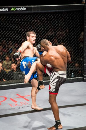 EFC Worldwide bring Mixed Martial Arts to Durban for EFC 38
