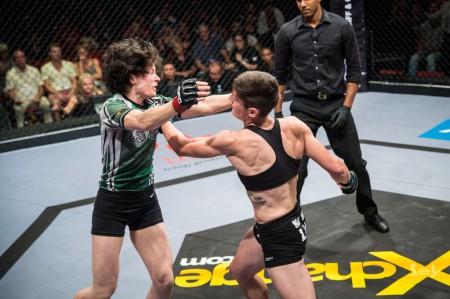 Amanda Lino vs Stephanie Quaile