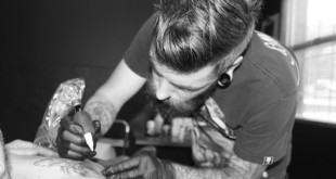 Meet our featured Tattoo Artist of the Week Callum Els