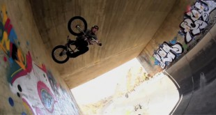 Maxime Charveron welcom to the Vans BMX family video