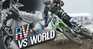 Ryan Villopoto vs the world motocross video