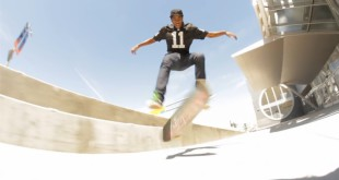 The Thalente Biyela Project skateboarding video