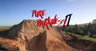 Pure Darkness 2 freestyle mountain bike trailer