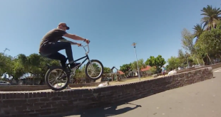 Evals BMX visited Cape Twon recently releasing this video documenting the trip