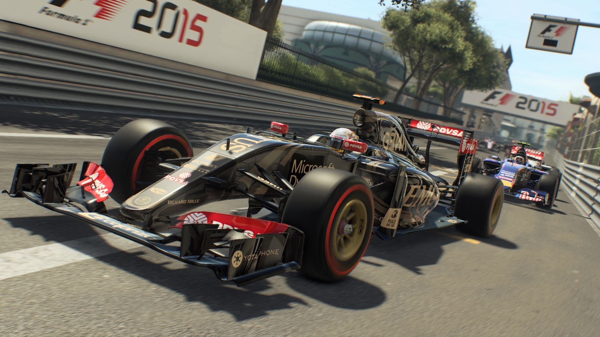 F1 2015 Teaser Trailer and Release Date | Gaming | LW Mag