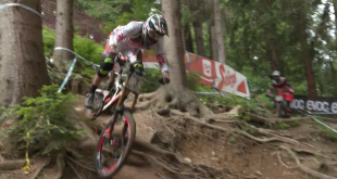 Downhill MTB action from Greg Minnaar in Leogang in Episode 3 of The Syndicate
