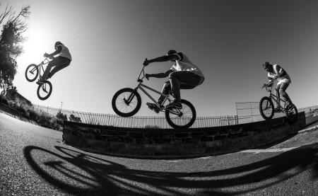 DayLife rider showing progression Jason Prins
