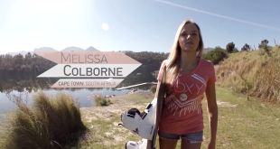 Melissa Colborne features in this sweet GoPro wakeboarding video