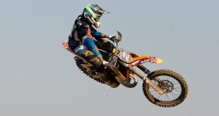 Joshua Mlimi talks 2015 FIM Junior Motocross World Championship