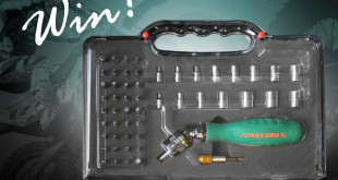 Win this awesome Jonnesway tool set